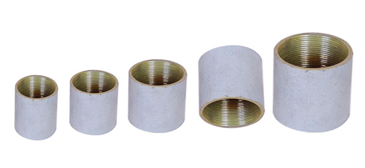 GI Pipe Fitting Coupler -  Bp-GI Pipe Fitting coupling